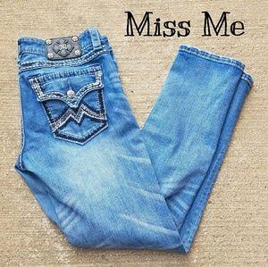 🌹 Miss Me Signature Skinny Jeans